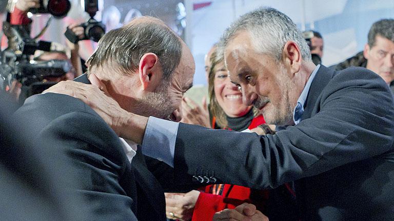 Griñán será el nuevo presidente del PSOE y Valenciano la vicesecretaria general