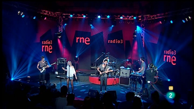 Conciertos Radio 3 - Grises