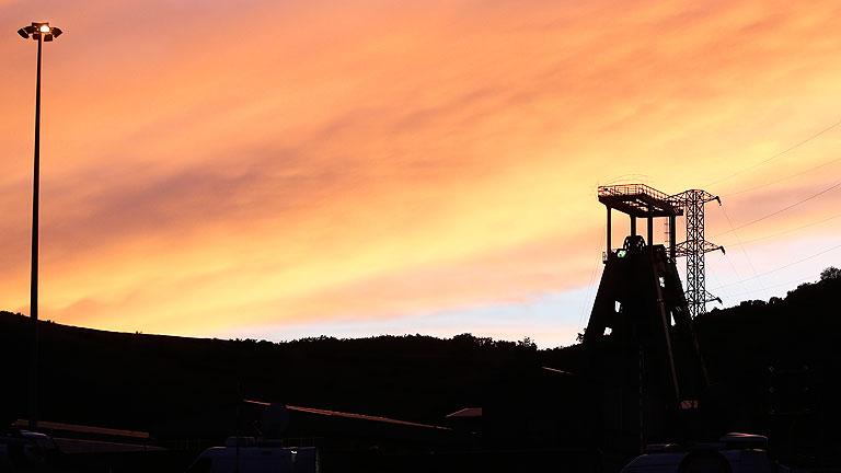 El grisú es uno de los principales riesgos de las minería del carbón