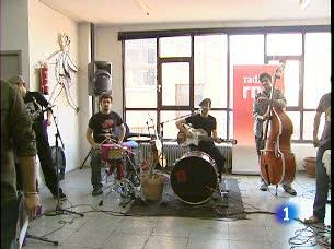 """Ver v?deo  'El grupo catalán """"Muchachito Bombo Inferno"""" presenta esta noche su nuevo disco en un concierto en Madrid'"""