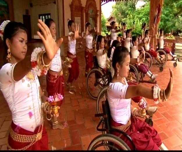 El grupo de danzas de Tahen nos dio una lección de vida - Buscamundos