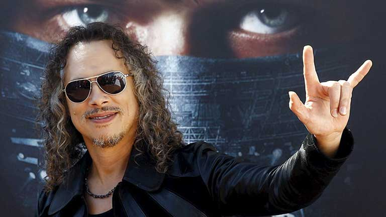 """El grupo Metallica es el protagonista indiscutible de """"Through the Never"""""""