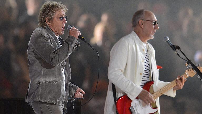 Grupos británicos ponen la banda sonora a la clausura de los JJOO