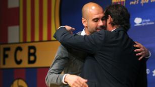 Ver vídeo  'Guardiola cierra ciclo como entrenador del Barça'