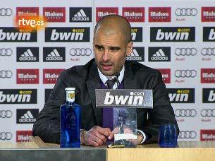 Ver v?deo  'Guardiola: 'Cristiano es un jugador enorme''
