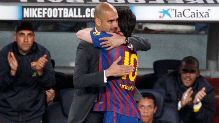 Guardiola dice adiós al FC Barcelona