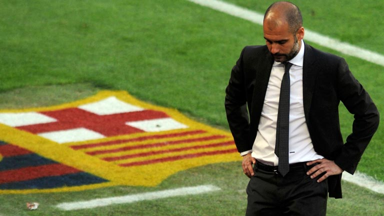 Guardiola: &quot;Felicito al Madrid por la victoria y por la Liga&quot;