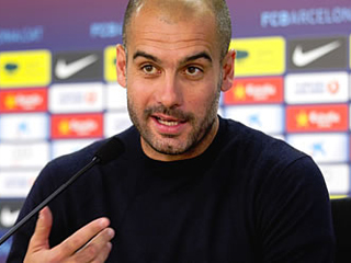 "Guardiola: ""Messi es indiscutible"""