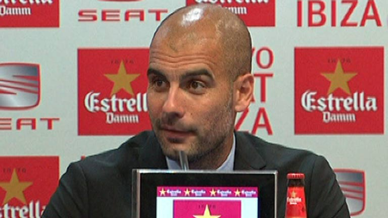 Guardiola: &quot;Nunca traicion&eacute; la idea del Bar&ccedil;a&quot;