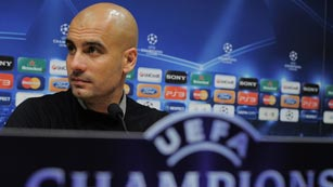 Ver v&iacute;deo  'Guardiola: &quot;Si el finalista no fuera el Barcelona se jugar&iacute;a en el Bernab&eacute;u&quot;'