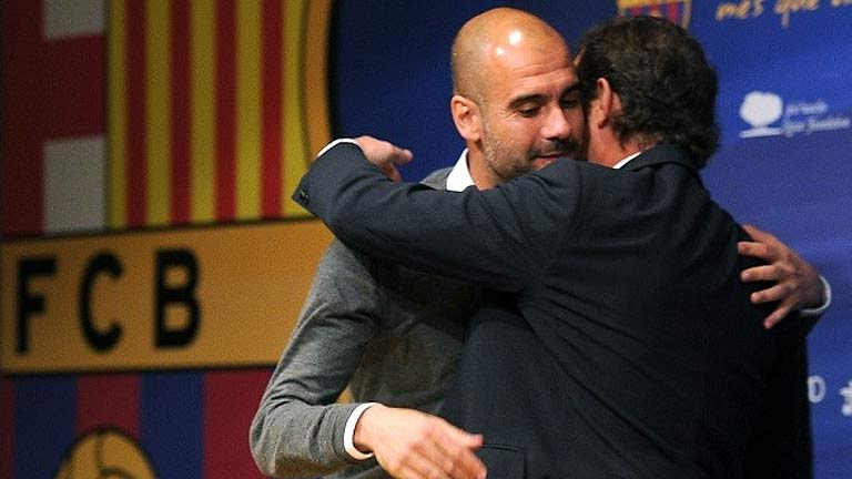 Guardiola: &quot;El tiempo lo desgasta todo&quot;