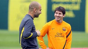Ver vídeo  'Guardiola ya mira al futuro'