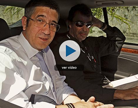 """J. Guillén, director de la Vuelta: """"Tenemos que intentar venir siempre a Bilbao"""""""