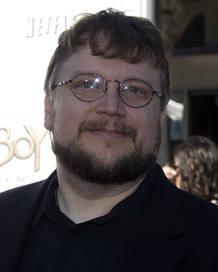 Guillermo del Toro en la presentación de 'Hellboy II' en Los Angeles