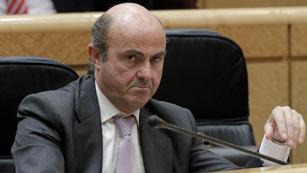 """Ver vídeo  'De Guindos: """"Se va a recuperar todo el capital invertido en Bankia""""'"""