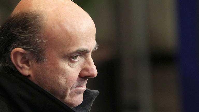 """Guindos ve """"posibilidad de contagio"""" si el Eurogrupo no logra un acuerdo sobre Chipre"""