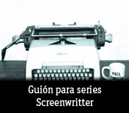 Guión para series-Screen writter