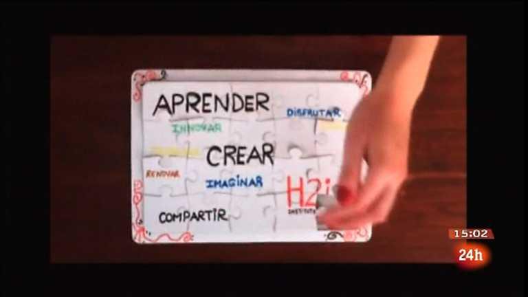 Cámara abierta 2.0 - El H2i Institute, 007 en modo transmedia y la cineasta Chus Gutiérrez en 1minutoCOM - 13/10/12
