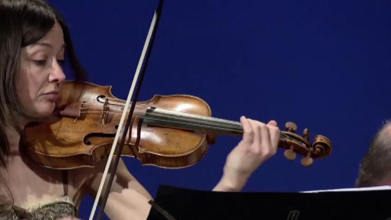 Habla el violín de Lina Tur Bonet