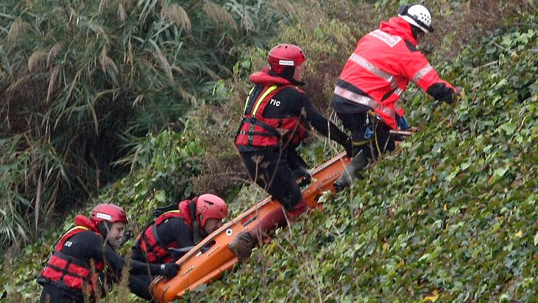 Hallan el cuerpo sin vida de la quinta víctima mortal de la inundaciones en Castellón
