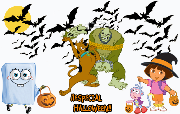 El mejor halloween en clan clan tv rtve es