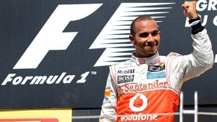 Hamilton vence en Canadá y quita el liderato a Alonso