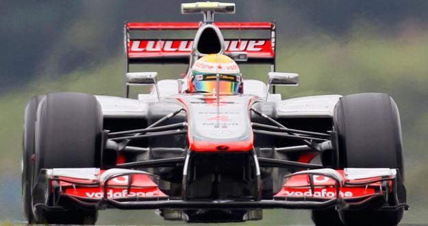 Hamilton ha vuelto a conseguir la pole en el GP de Malasia.