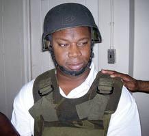 Foto del narcotraficante facilitada a la prensa por la Policía jamaicana.