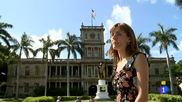 Españoles en el mundo - Hawái - Ana