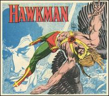 Hawkman visto por Joe Kubert
