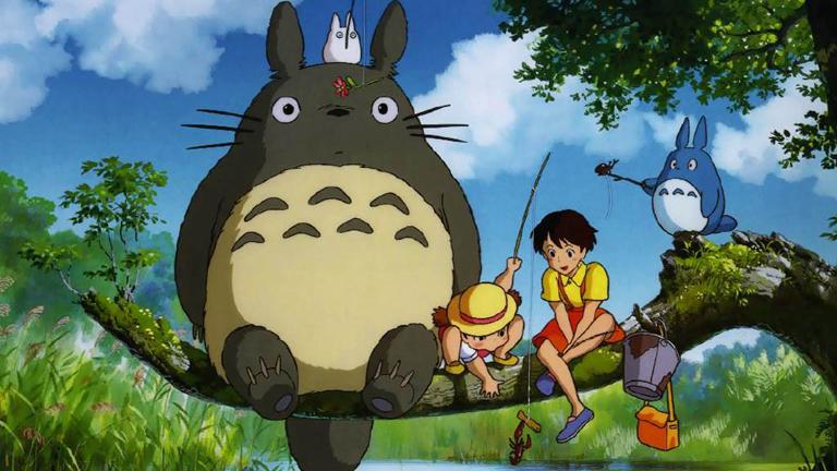 Días de cine - Hayao Miyazaki