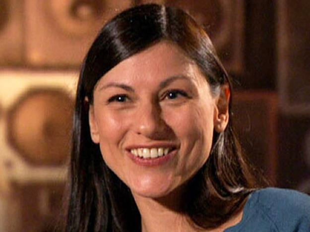 Helena Miquel, más conocida en su faceta de cantante del grupo 'Las flores azules', se lanza al cine con un papel en 'No habrá paz para los malvados'.