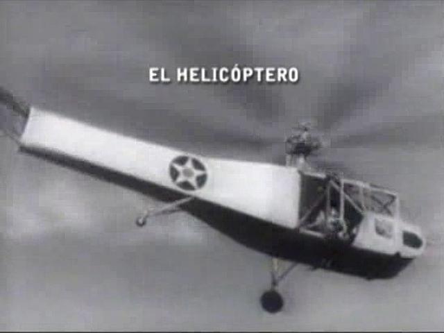 UNED - Hallazgos y creaciones - El helicóptero