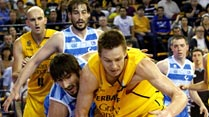 Herbalife Gran Canaria 66-59 Lagun Aro GBC