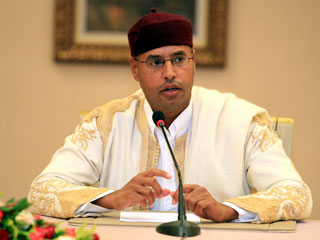 Ver v?deo  'El heredero de Muammar Gaddafi'