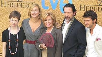 """""""Herederos"""", la serie de un clan"""