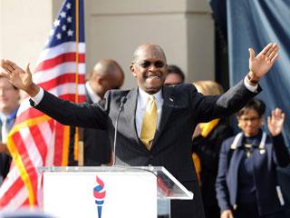 Ver vídeo  'Herman Cain ha renunciado a la candidatura presidencial en Estados Unidos'