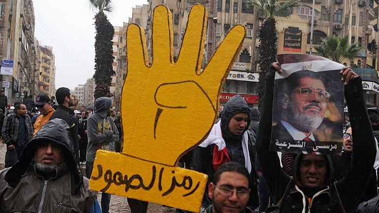 El gobierno egipcio declara a los Hermanos Musulmanes como organización terrorista