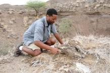 Zeresenay Alemseged, director de la investigación en Etiopía.