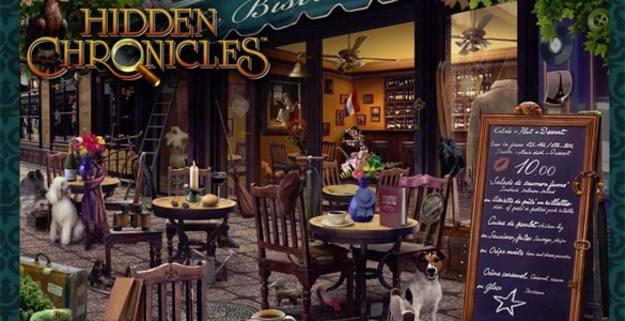 'Hidden Chronicles' permite resolver puzles y enigmas, uno de los juegos que está ya disponible en Zynga.com
