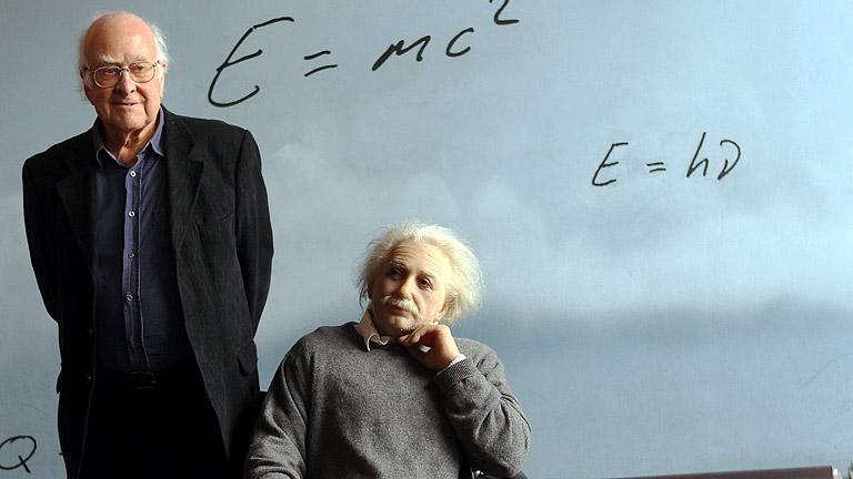 Higgs, Englert y el CERN reciben el Premio Príncipe de Asturias de Investigación