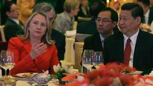 Ver vídeo  'Hillary Clinton visita Pekín para estrechar su cooperación'