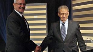 Ver vídeo  'Histórico debate televisivo en Egipto'