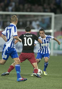 HJK HELSINKI VS ATHLETIC DE BILBAO