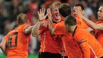 Holanda aspira a dar el salto en la Eurocopa