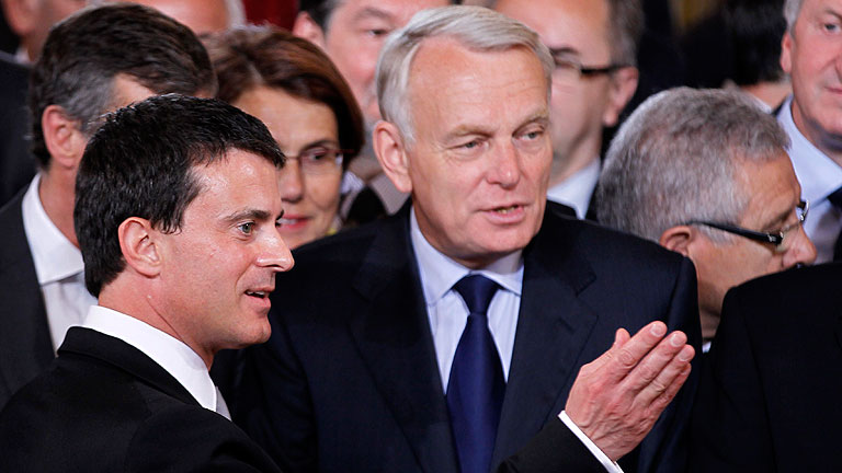 Hollande nombra a Jean-Marc Ayrault nuevo primer ministro 