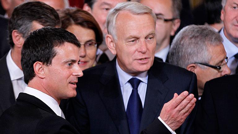 Hollande nombra a Jean-Marc Ayrault nuevo primer ministro