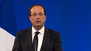 Ver vídeo  'Hollande pide sanciones más duras contra el régimen de Al Asad'