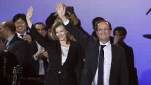 Ver vídeo  'Hollande recupera el Elíseo para la izquierda'