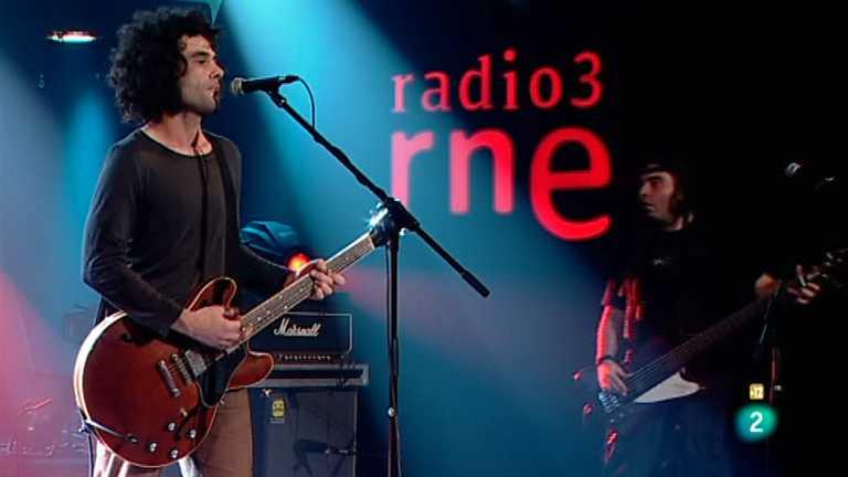 Los conciertos de Radio 3 - Holywater